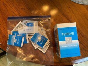 Thrive Le-Vel  Mens Capsules 44 packs 88 Total Capsules