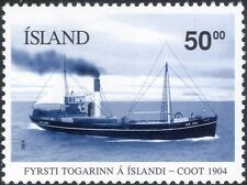 Iceland 2004 Trawler/Ships/Boats/Nautical/Fishing Industry/Transport 1v (is1073)