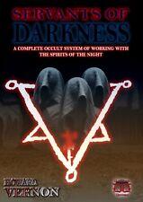 SERVANTS OF DARKNESS Howard Vernon Grimoire Magic Occult Wicca Magick Demon