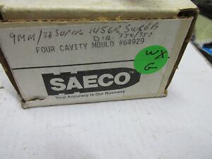 [WXG] Saeco 4 cavity mold #64929 new