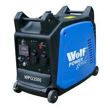 Wolf Portable Industrial Generators