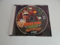 Donkey Kong Country Returns Game Only! Nintendo Wii