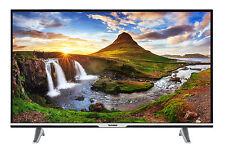 Telefunken XU43D101 4K Ultra HD Fernseher 43 Zoll TV Triple-Tuner DVB-C/-T2/-S2