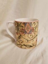 Royal Doulton Everyday Coffee Mug Cinnabar pattern