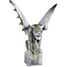 "Large Gargoyle Garden Statue Sculpture 47.5"""
