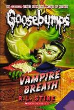 NEW Vampire Breath (Turtleback School & Library Binding Edition) (Goosebumps)