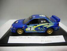 SUBARU IMPREZA WRC RALLY NEW ZEALAND 2003 n7-SOLBERG ALTAYA IXO 1:43
