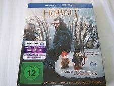 Blue-Ray Der Hobbit: Die Schlacht der fünf Heere m. exkl. LEGO Figuren Bain Bard