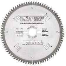 Disco Lama widia circolare 250mm CMT Ø250 Z80 FORO 30mm ALLUMINIO x Troncatrice