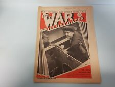 The War Illustrated No. 30 Vol 2 1940 Beat the U-Boat Finland France New Zealand