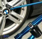 "Autojack 24"" Breaker Bar 1/2"" Socket Sq Dr Power Flexi Knuckle Blue Chrome 600mm"