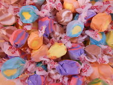 Taffy Town Salt Water TROPICAL Assortment  2 LB. (907g) Made in USA Nut Free