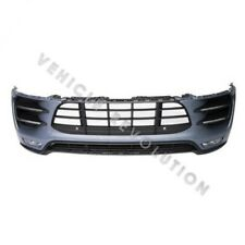 Porsche Macan Turbo Complete Front Bumper Upgrade 2014 Onwards