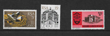 1973 South Africa - Centenary of University of South Africa - Complete Set - MM.