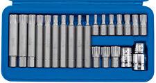 ORIGINAL Draper 3/8 , 1.3cm Cuadrado Dr. RIBE Enchufe Y Juego llaves (22 piezas)