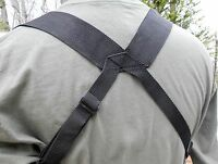 USA MADE X-HARNESS SHOULDER HOLSTER w/ DOUBLE MAG POUCH - Choose Gun & Hand