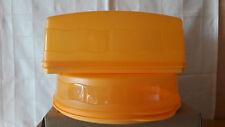 Tupper Junge Welle Kasten+Runder Kuchenbehälter NEU und OVP 50% RABATT