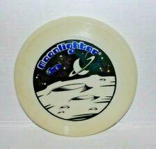 Vtg 1980 Moonlighter Wham-O Glow in the Dark Frisbee