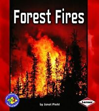 FOREST FIRES - Nonfiction Picture Book - Forces of Nature Series