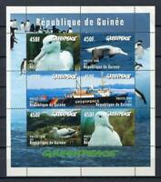 27421) Guinea 1998 MNH New Greenpeace - Albatros Ms
