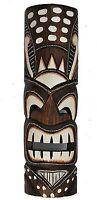 Masque Mural 50cm Hawaii EN BOIS MUR suspendu