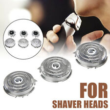 3Pcs Replacement Shaver Heads Foil Blades for Philips Norelco SpeedXL HQ9 Razor