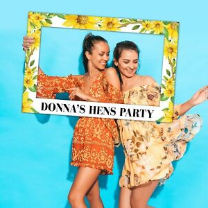 Hens Party Photo Booth Frame Prop (60 x 90 cm)