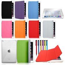 Smart Cover compatibile iPad Air 2 Custodia Case Stand Pieghevole Viaggio