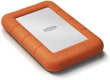 LaCie Rugged Mini tragbare externe Festplatte - 1 TB - USB 3.0 - für Mac & PC