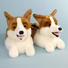 Corgi Slippers - Dog Slippers for Men & Women