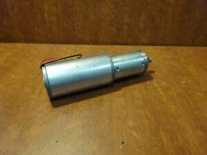 Dunkermotoren GR63X55 gearmotor 60VDC 1/400