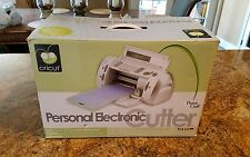 Cricut personal Cutting Machine CREX001 Electronic Scrapbook Die Cut Cutter