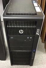 Avid Technologies HP Z820 Dual Xeon Processor TurnKey Media Composer Workstation