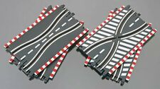 """Lot Of 3 Revell Spin Drive 1/43 7"""" Cross Over & Squeeze Track Set (12) RMXW6117"""