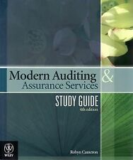 Modern Auditing and Assurance Services 4E Study Guide by Philomena Leung (Paperb