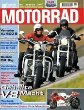 M9726 + Vergleich BOSS HOSS V8 vs. Mega Machines V8 + MOTORRAD 26 1997