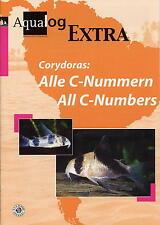 AQUALOG-EXTRA - Corydoras: All C-Numbers NEW!!