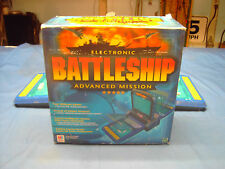 Electronic Battleship Advance Mission Missing Instructions Used