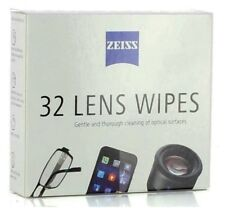 x32 ZEISS Lens Cleaning Wipes for glasses, cameras, ipads/iphones, laptop, LCD