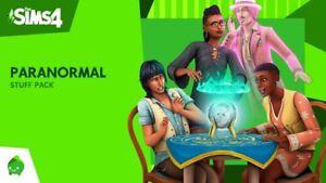 The Sims 4: Paranormal Stuff [PC] Origin Download Key
