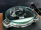 NEW SRM TECH AZURE - SUPERB DIY TURNTABLE USING REGA PARTS - JUST ADD REGA DECK!