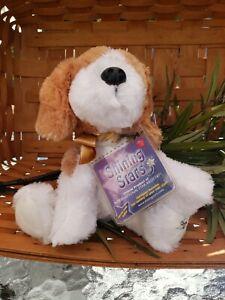 Russ Shining Stars Beagle Soft Stuffed Plush Puppy Dog W/ Sealed Tag NEW