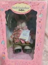 Muffy VanderBear Couture 2002 Hoppy White Rabbit ~ VINTAGE NEW in BOX - DARLING!
