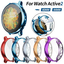 NEW Full Screen Protection Case for Samsung Galaxy Watch Active 2 40mm 44mm