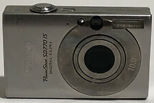 Canon PowerShot Digital ELPH SD770 IS / Digital IXUS 85 IS 10.0MP Camera ONLY!