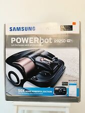 Samsung Powerbot R9250 Robot Vacuum Vr2Aj9250Ww/Aa With Original Box