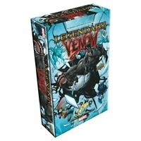 Legendary Venom Deck Building Card Game Expansion Marvel Upper Deck NEW SEALED