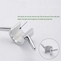 Cloth Kitchen Faucet Fitting Bathroom Hanger Glass Door Shower Hook Shower Hook