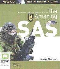 NEW The Amazing SAS by Ian McPhedran