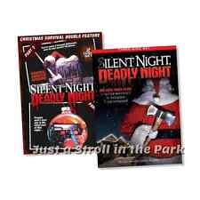 Silent Night, Deadly Night: Complete Xmas Horror Movies 1 2 3 4 5 Box/DVD Set(s)